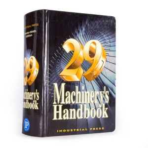 Machinery's Handbook - 29th