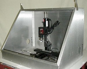 Fully Enclosed Desktop CNC Mill